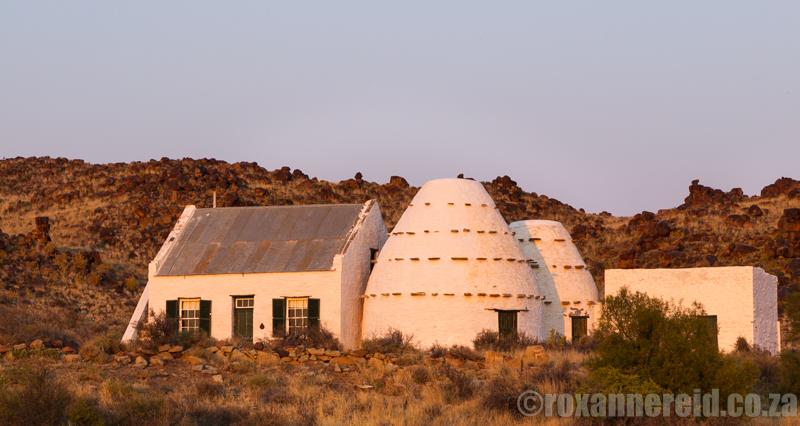 Stuurmansfontein, a corbelled house near Carnarvon in the Karoo