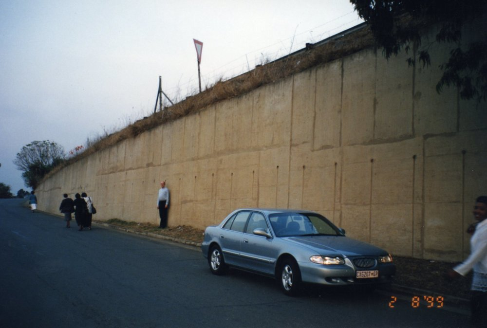 The dreaded wall -