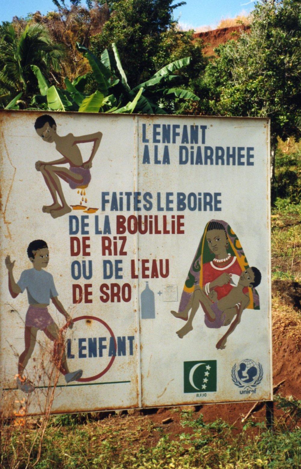 Health education Moheli