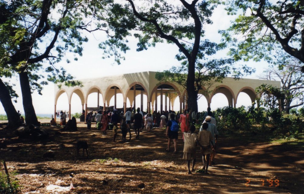 The Market at Fomboni