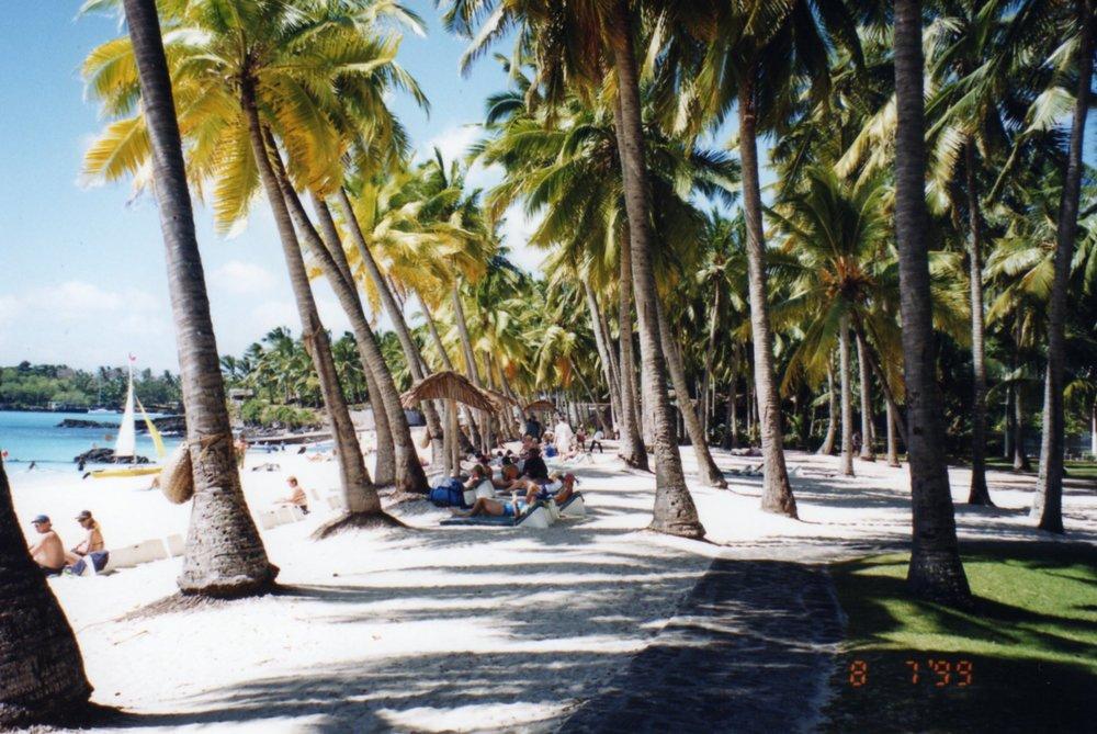 Beach at Grande Comore