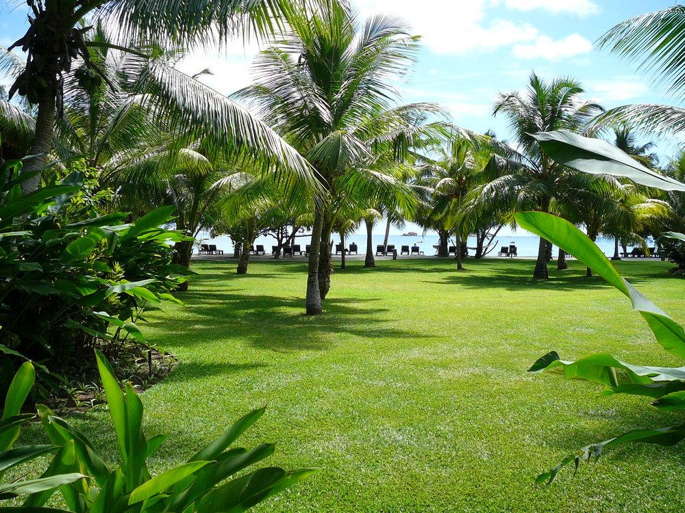 Paradise Sun Praslin