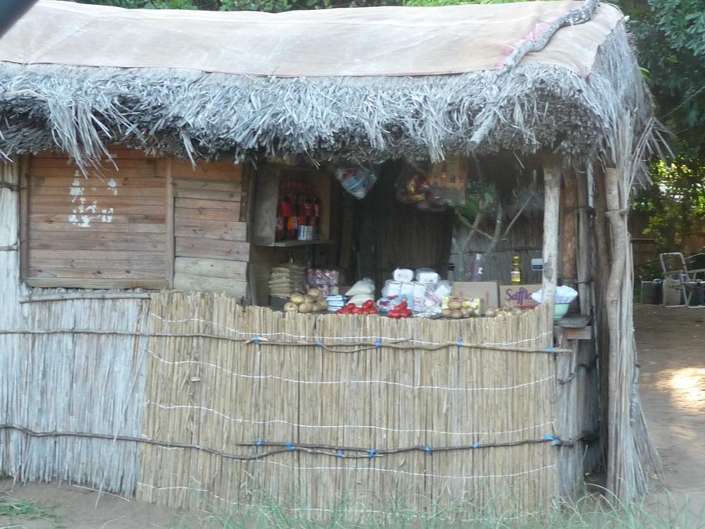 Supermarket, Mozambique style
