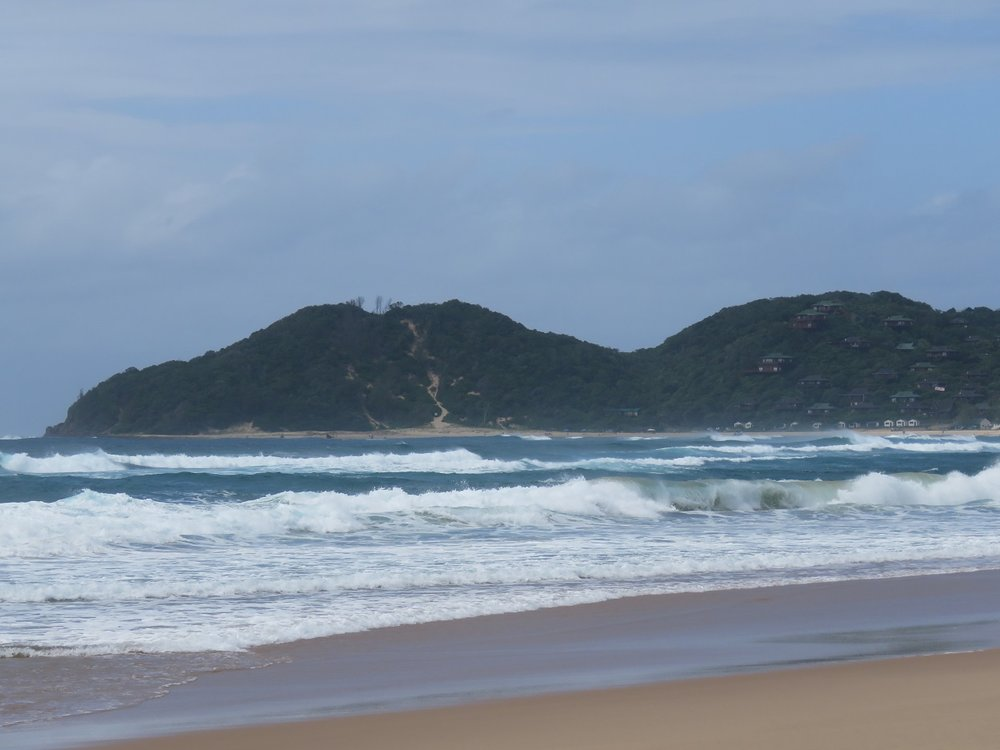 Bay of Ponta do Ouro