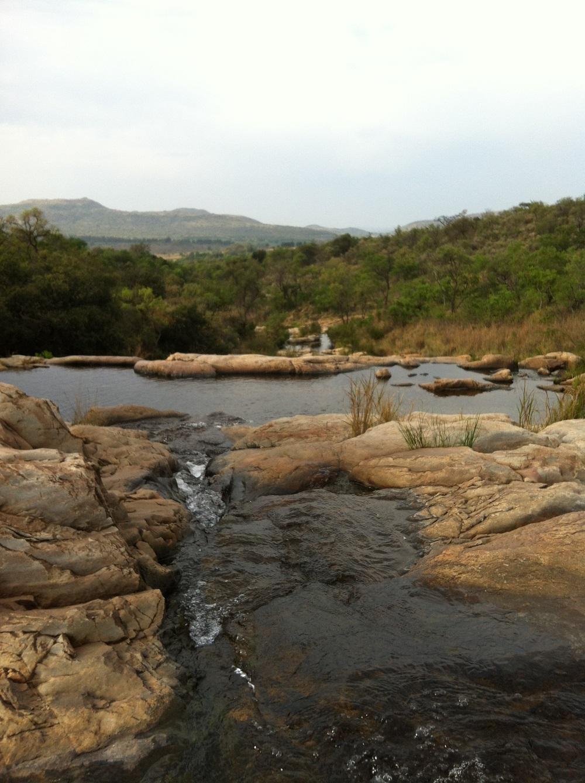 The western rapids