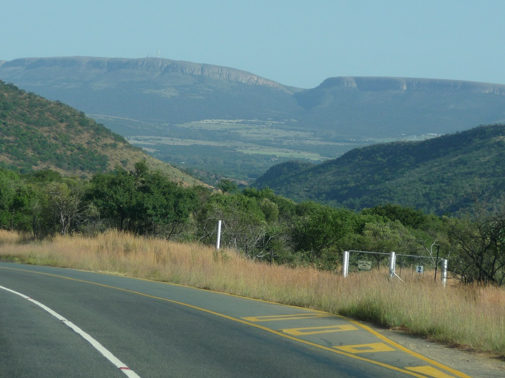 Magaliesburg Mountains