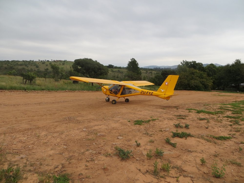 Runway at Mountain Sanctuary