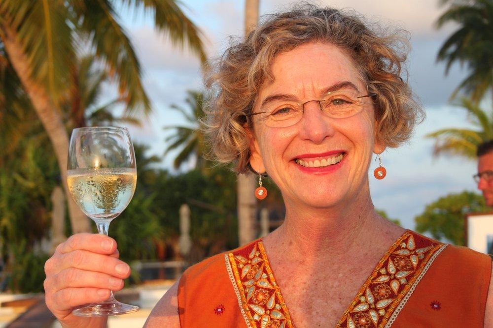 Gillian Mclaren Travel and Science writer by Tara Turkington