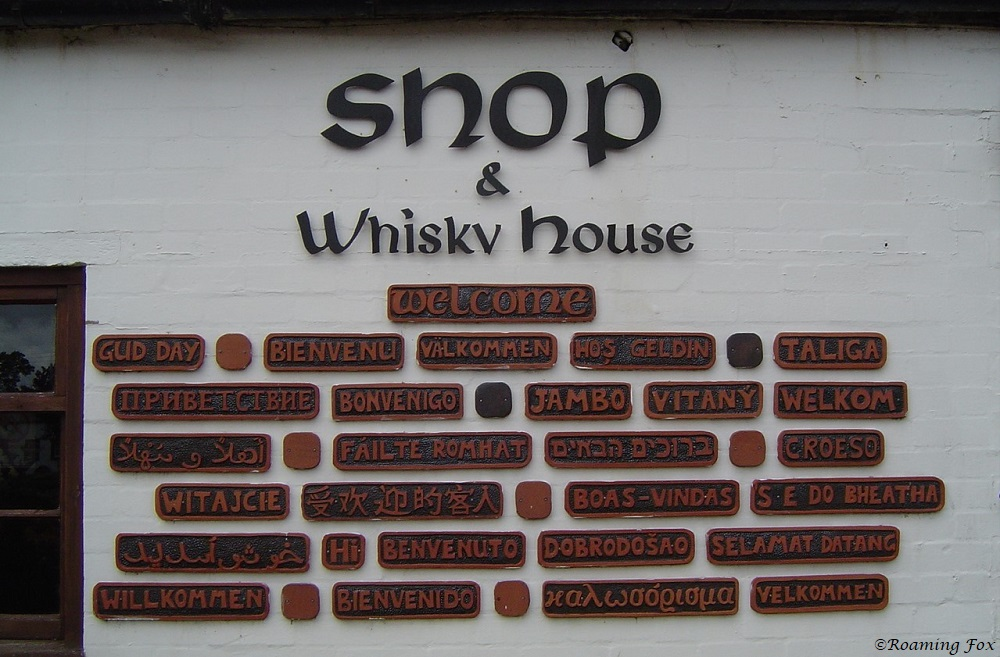 Have a dram of whiskey instead
