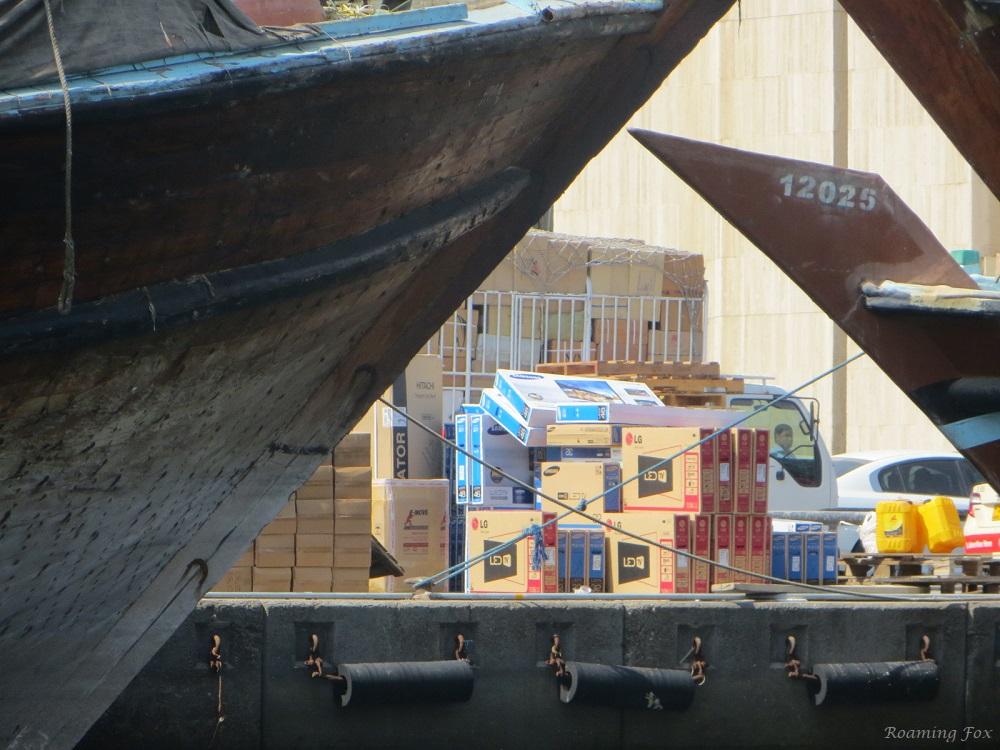 Valuable cargo