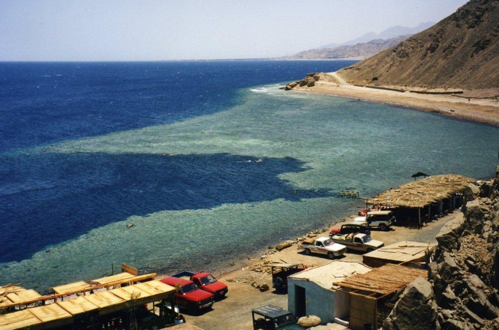 Blue Hole Dahab Sinai