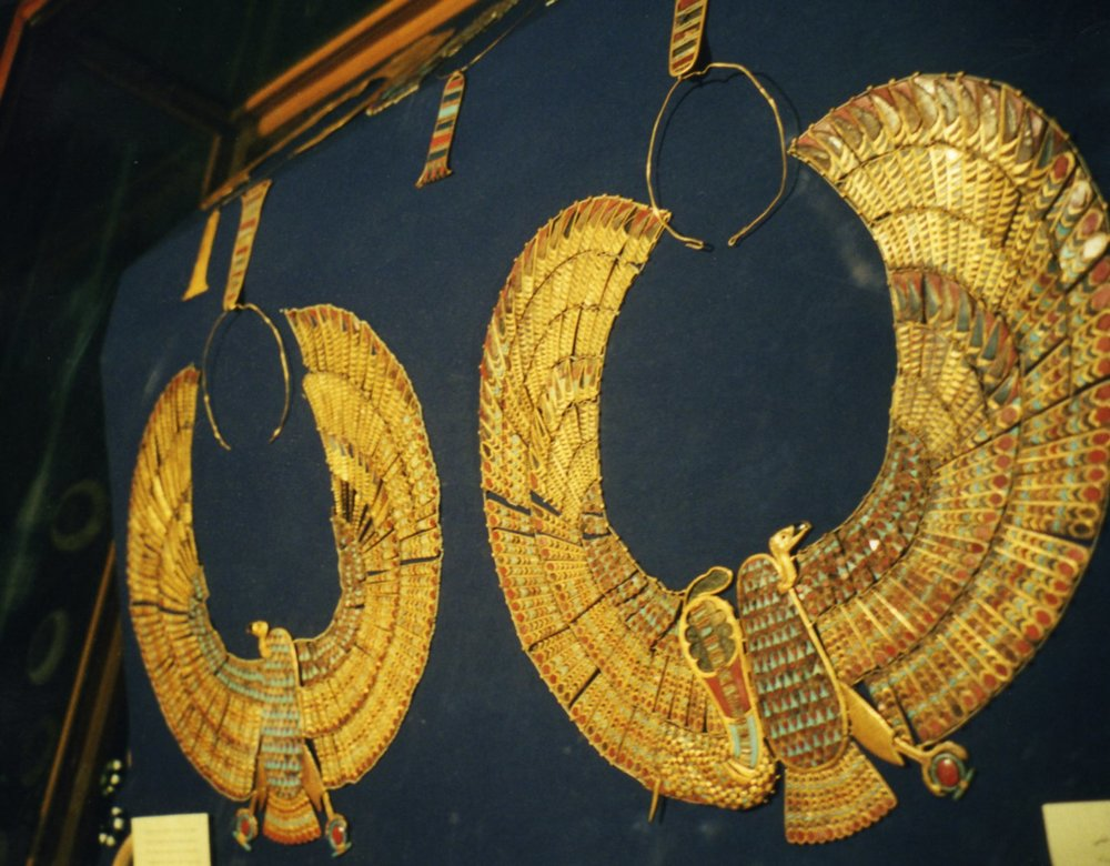 Ornate adornments