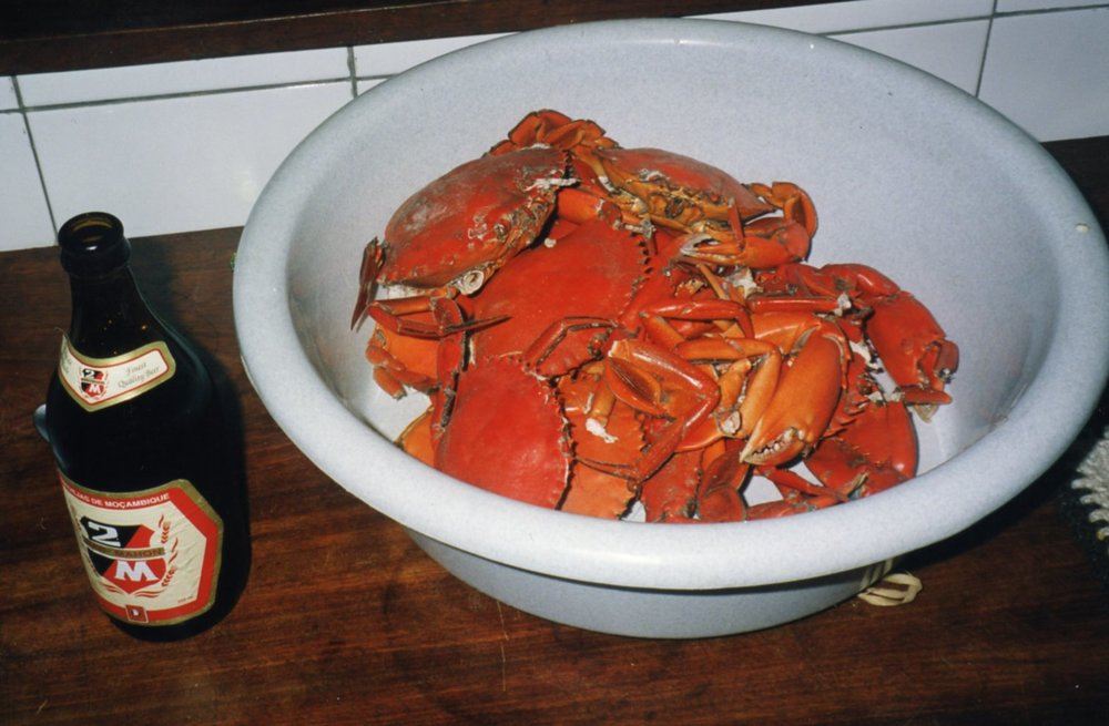 A feast of crabs and 2M
