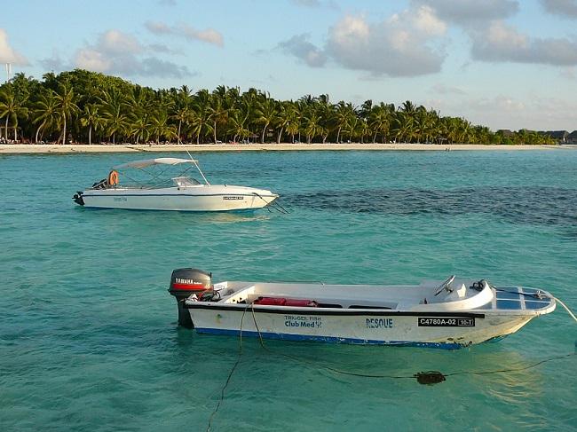 Our island awaits... Club Med Kani