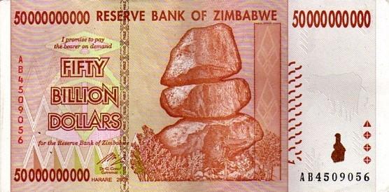 Even more billions -