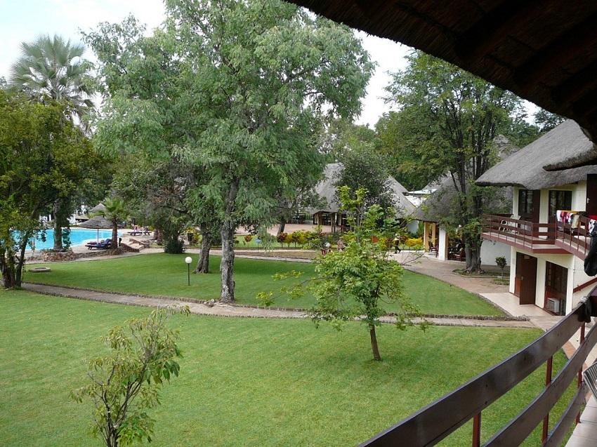 A'Zambezi Lodge