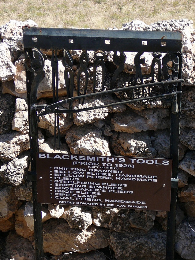 Pre 1928 Blacksmith tools