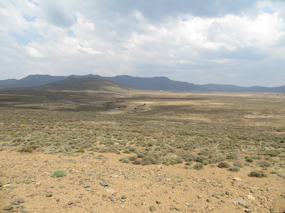 Basotho settlement in Lesotho