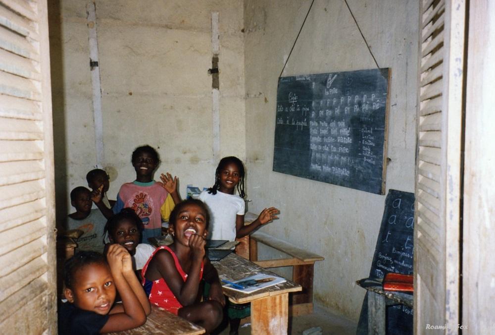 Classroom Nosy Iranja