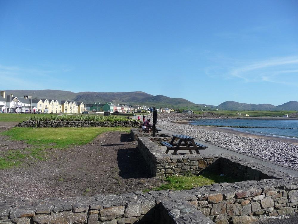 Coastal town Ireland