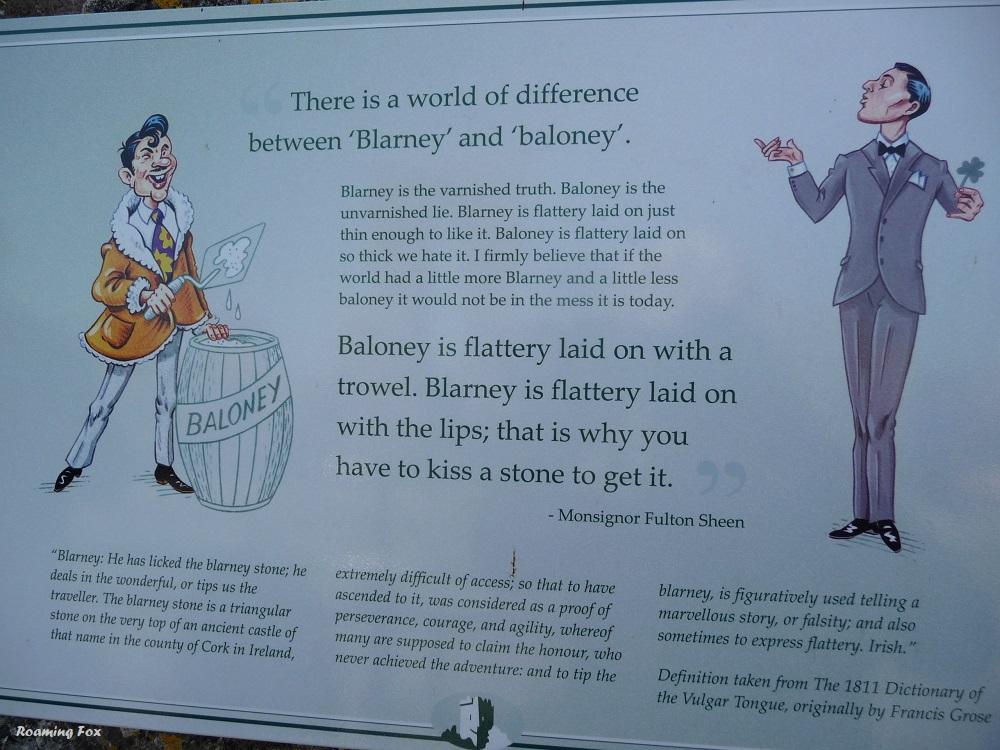 Baloney or Blarney?