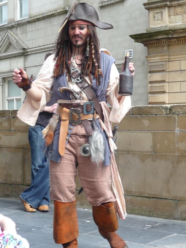 RF Jack Sparrow Londonderry