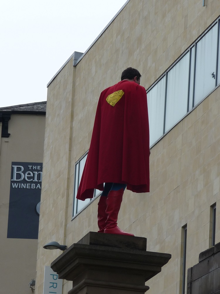 RF Superman Londonderry
