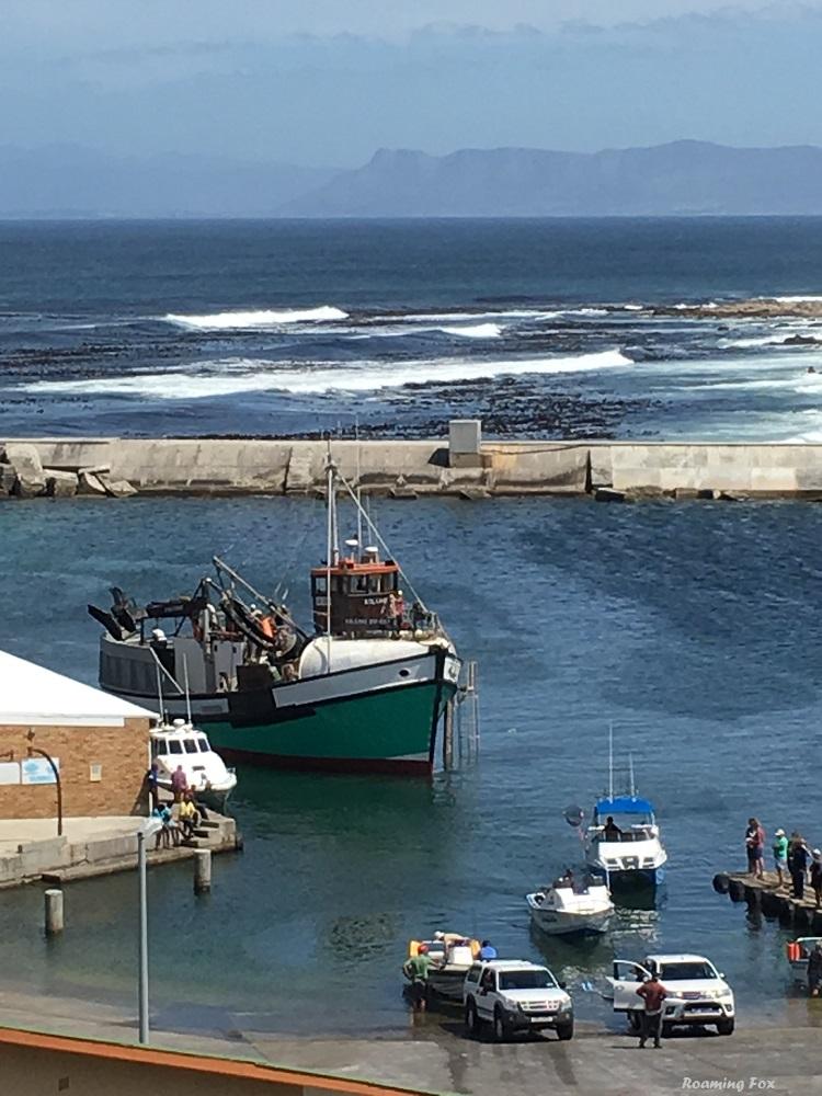 Fishing boat preparing to leave dry dock after repairs 3.JPG