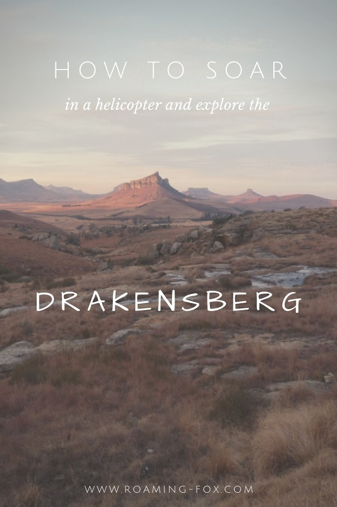 Read more about the Drakensberg: - How to soar in a helicopter and explore the Drakensberg