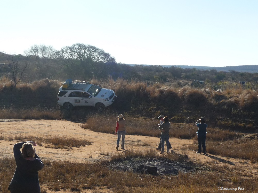 Andre de Villiers 4x4 demonstration.JPG