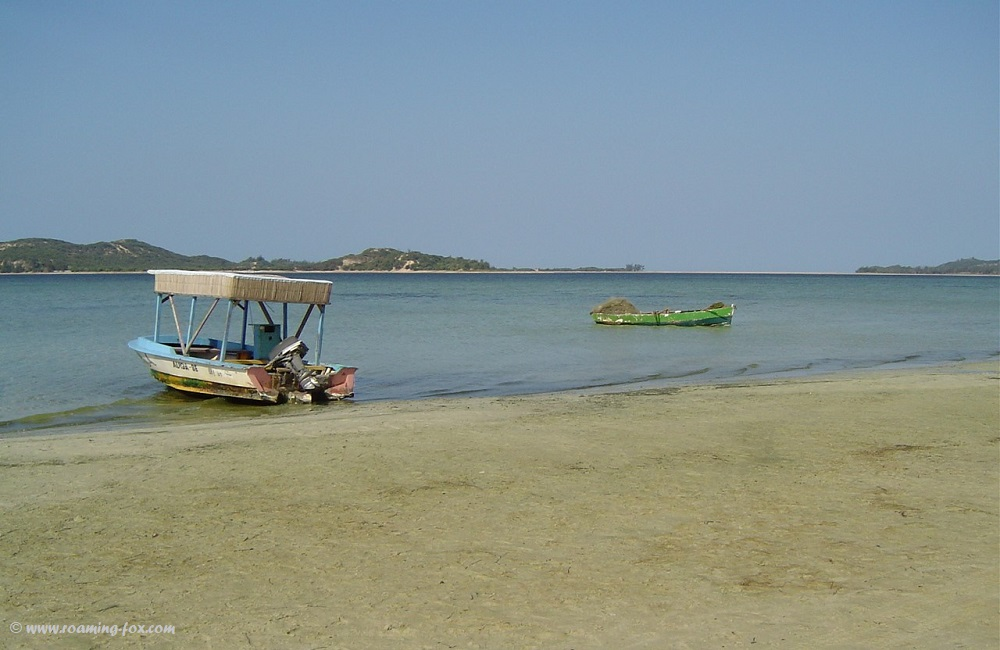 Lagoon at Bilene