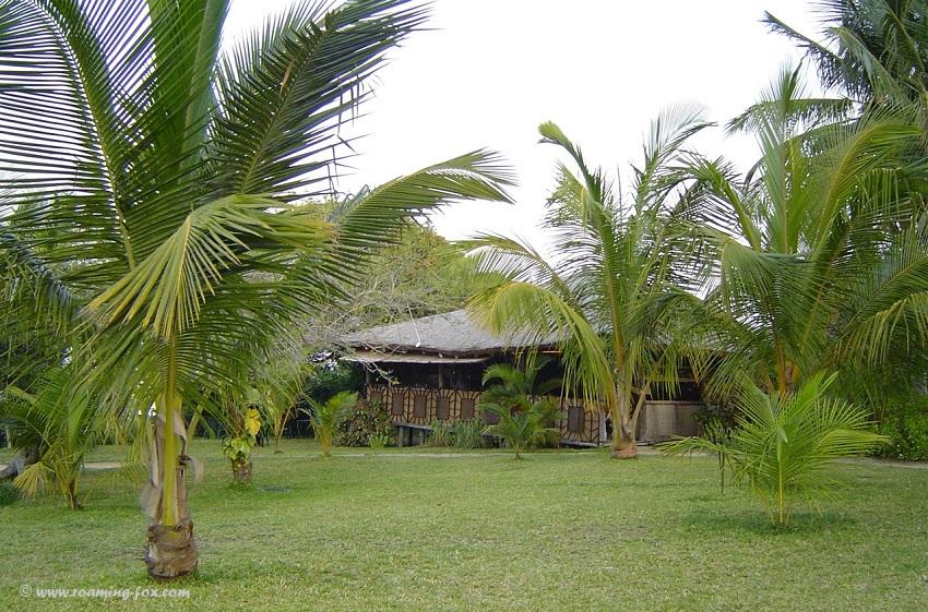 Restaurant at Blue Water Bay, Vilanculos