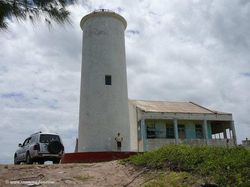 Zavora lighthouse