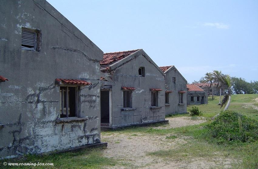 Old Pomene Hotel