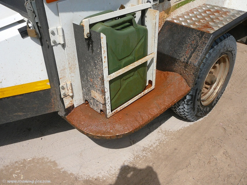 Mud-trailer