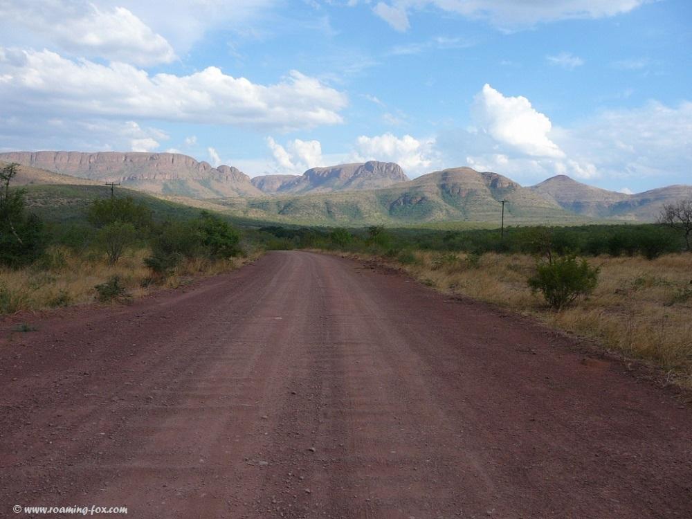 Scenery at Marakele
