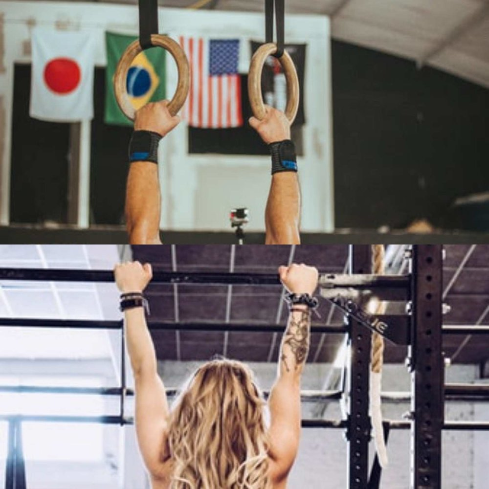 Ring Pull ups vs Bar Pull ups: Which is the Better Exercise