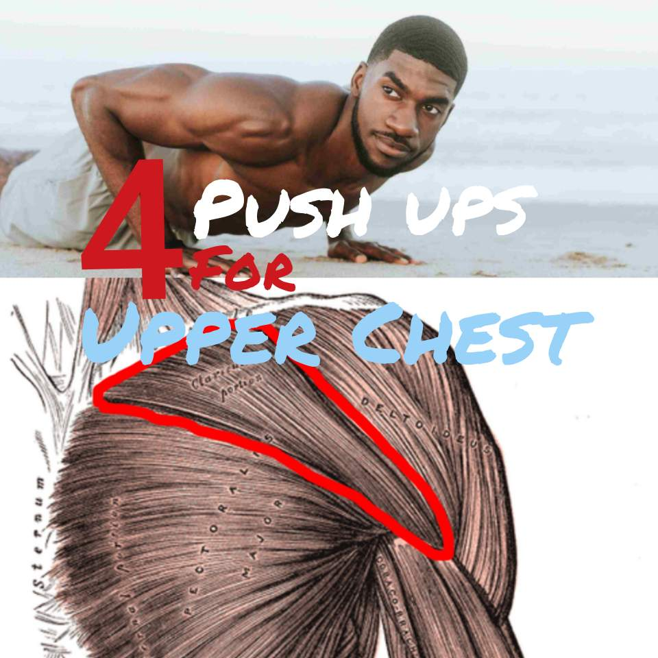4 Push ups to Target the Upper Chest (That Actually Work) — Marks