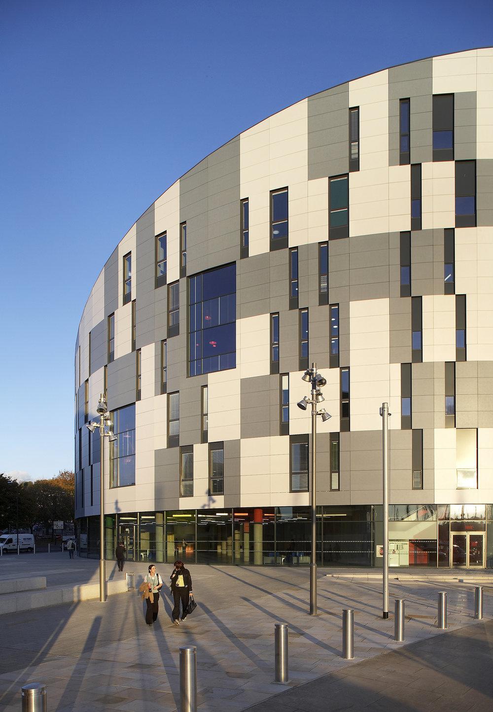 <b>Waterfront Building</b> | University Campus Suffolk