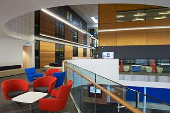 <b>Weston Atrium</b><br>University of Hertfordshire