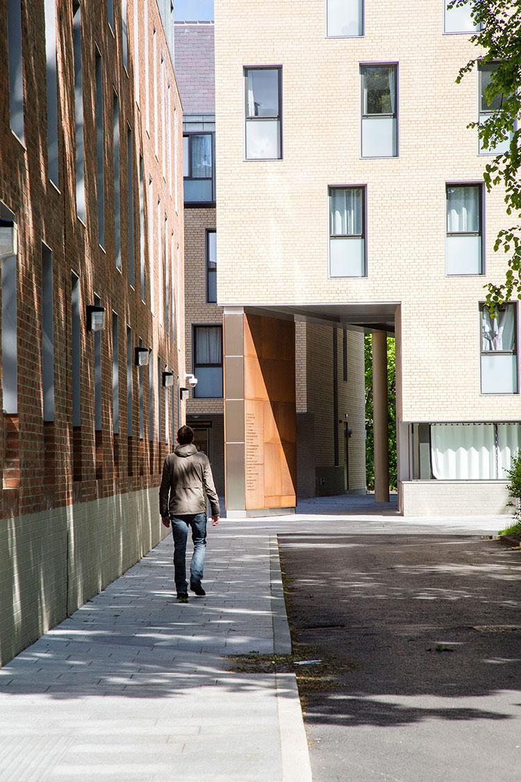 <b>Student Residences</b> | Newcastle University