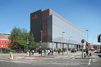 <b>New Collaborative <wbr>Academic Building</b><br>University of Bedfordshire