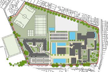 <b>Polhill Campus <wbr>Masterplan</b><br>University of Bedfordshire