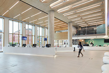 <b>New Library</b><br>University of Bedfordshire