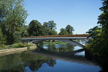 <b>Waterside Campus <wbr>Road Bridge</b><br>University of Northampton