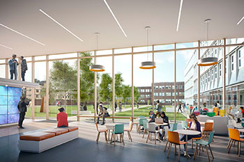 <b>Estate Strategy</b><br>Buckinghamshire <wbr>New University