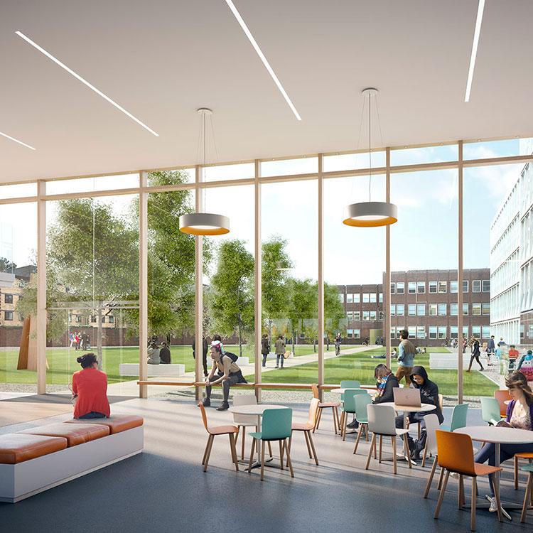 <b>Estates Review</b> | Buckinghamshire New University
