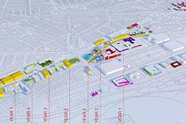 <b>Campus Masterplan</b><br>Cardiff University
