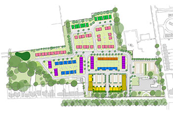 <b>Avenue Campus <wbr>Masterplan</b><br>University of Northampton