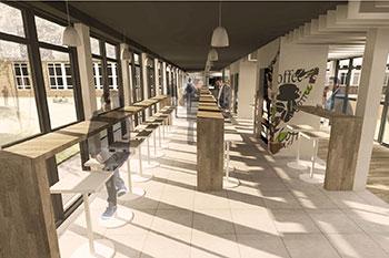 <b>Main Building <wbr>Refurbishment</b><br>University of Hertfordshire